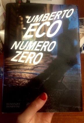 """""""Numero Zero"""". Quando Eco vuole giocare lo fabene"""
