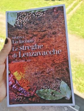 """The Strega Challenge – """"Le streghe di Lenzavacche"""" di Simona LoIacono"""