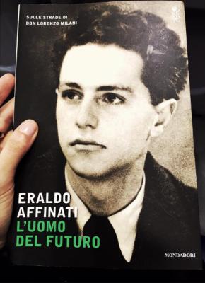"""The Strega Challenge – """"L'uomo del futuro"""" di EraldoAffinati"""
