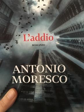 """The Strega Challenge – """"L'addio"""" di AntonioMoresco"""
