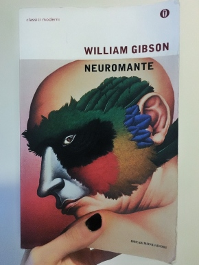 """Neuromante"" di William Gibson"