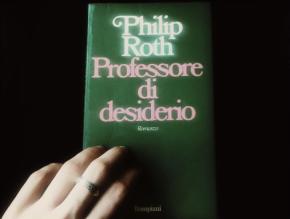 """""""Professore di desiderio"""" di PhilipRoth"""