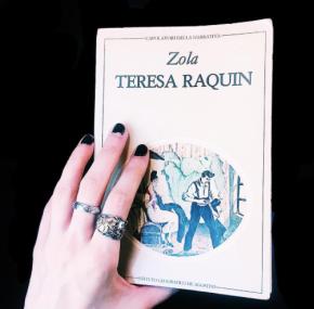 """L'amore e l'orrore in """"Teresa Raquin"""" diZola"""